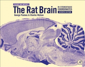 George Paxinos,   Charles Watson The Rat Brain in Stereotaxic Coordinates