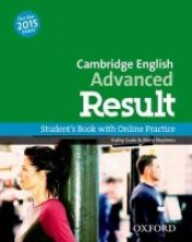 Stephens, Mary,   Gude, Kathy CAE result! Advanced: C1. Student`s Book