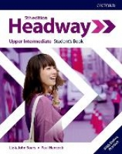Headway: Upper-Intermediate. Student`s Book with Online Practice