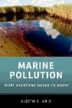 Weis, Judith S. Marine Pollution