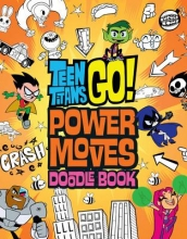 Belle, Magnolia Power Moves Activity Book
