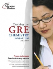 Princeton Review The Princeton Review Cracking the Gre Chemistry Subject Test