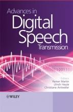 Martin, Rainer Advances in Digital Speech Transmission