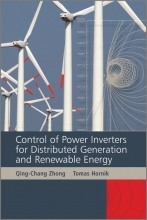 Zhong, Qing-Chang Control of Power Inverters in Renewable Energy and Smart Grid Integration