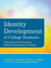 Susan R. Jones,   Elisa S. Abes Identity Development of College Students