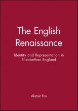 Fox, Alistair The English Renaissance