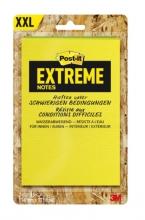 , Memoblok Post-it Extreme 114x171mm groen geel
