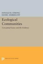 Donald R. Strong,   Daniel Simberloff,   Lawrence G. Abele,   Anne B. Thistle Ecological Communities