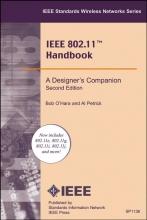 O`Hara, Bob IEEE 802.11 Handbook