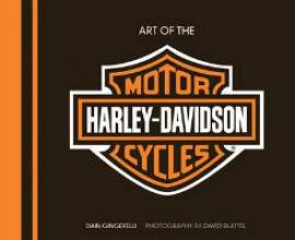Gingerelli, Dain,   Blattel, David Art of the Harley-Davidson Motorcycle