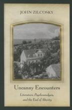 Zilcosky, John Uncanny Encounters
