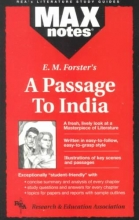 Wood, Ann Passage to India, a (Maxnotes Literature Guides)