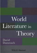 Damrosch, David World Literature in Theory