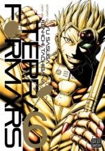 Sasuga, Yu Terra Formars 6