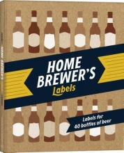 Home Brewer`s Labels