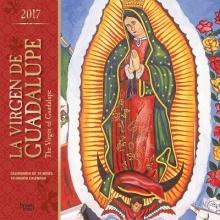 Browntrout Publishers, Inc La Virgen de Guadalupe 2017 Square (Spanish) (Foil)