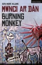 Moore, Sera Williams Burning Monkey