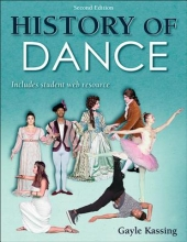 Kassing, Gayle History of Dance