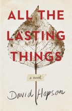 Hopson, David All the Lasting Things