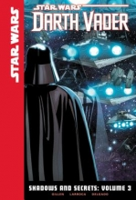 Gillen, Kieron Star Wars Darth Vader Shadows and Secrets 3