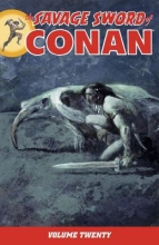 Thomas, Roy,   Rose, James Savage Sword of Conan 20