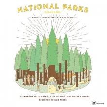 National Parks 2017 Calendar