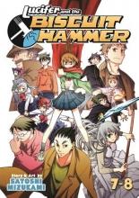 Mizukami, Satoshi Lucifer and the Biscuit Hammer 7-8
