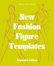 Patrick John Ireland New Fashion Figure Templates - Expanded edition