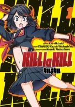 Trigger,   Nakashima, Kazuki Kill La Kill 1