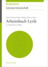 Felsner, Kristin Arbeitsbuch Lyrik