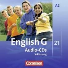 English G 21. Ausgabe A 2. Audio-CDs
