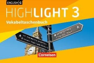 Raspe, Ingrid English G Highlight Band 3: 7. Schuljahr - Hauptschule - Vokabeltaschenbuch