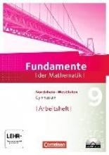 ,Fundamente der Mathematik 9. Sj. Arb./Lös./CD-ROM GY NRW