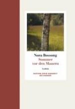 Bossong, Nora Sommer vor den Mauern