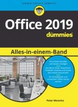 Peter Weverka Office 2019 Alles-in-einem-Band fur Dummies
