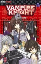 Hino, Matsuri Vampire Knight 09