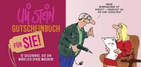 Stein, Uli Gutscheinbuch fr SIE