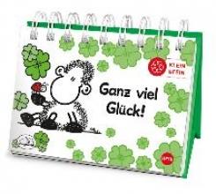 sheepworld - Ganz viel Glück! Geschenkbuch