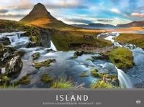Edition Humboldt - Island - Kalender 2017