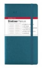 Slimtimer Premium Azure 2018 - Taschenplaner