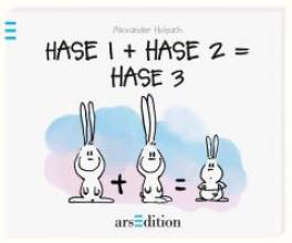 Holzach, Alexander Hase 1 + Hase 2 = Hase 3
