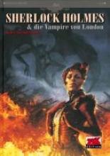 Cordurié, Sylvain Sherlock Holmes 02. Tote und Lebende