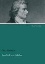 Harnack, Otto Friedrich von Schiller