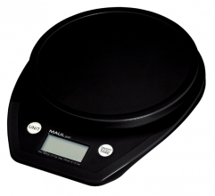, Briefweger MAUL Goal tot 5000 gram zwart incl.batterij