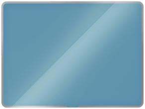 , Glasbord Leitz Cosy magnetisch 800x600mm blauw