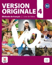 Version Originale 4 - Livre de l`?l?ve + CD