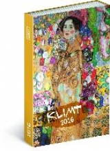 Gustav Klimt 2016 - Taschenkalender