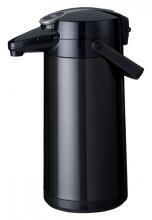 , Thermoskan Bravilor Airpot 2,2 liter dubbel wandig zwart