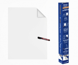 , Magic-Chart Legamaster Paperchart folie 60x80cm wit