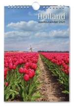 , Holland weekkalender 2021